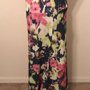 LuLaRoe Skirts - Lularoe floral maxi skirt